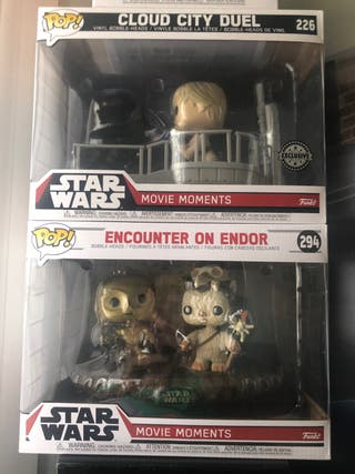 Pack movie moments Star Wars
