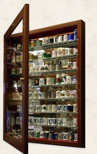 Colección dedales