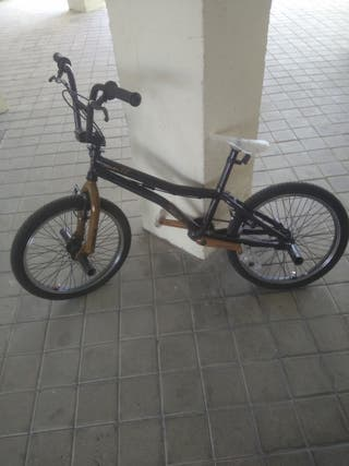 bici BMX marca Monty