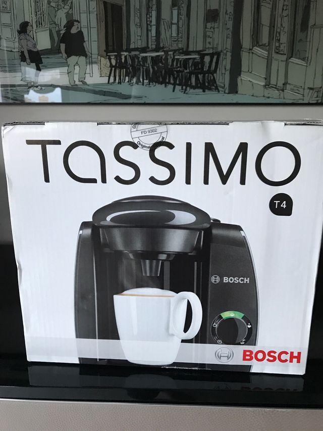Cafetera BOSCH TASSIMO T4
