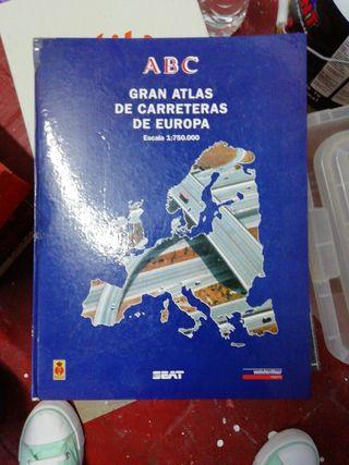 Atlas sobre carreteras
