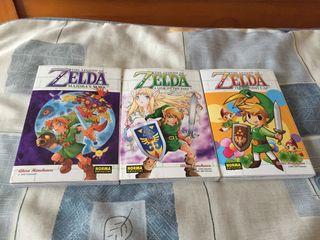 Lote Mangas Zelda