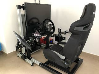 Simulador para Sim Racing(solo Gran Canaria)
