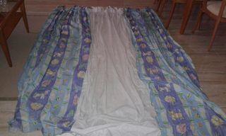 cortina cuarto infantil