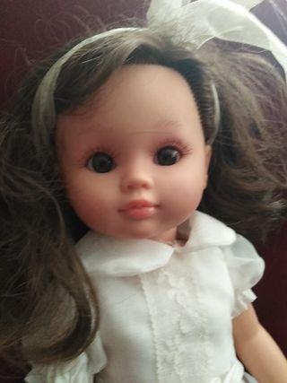 Muñeca Comunión Berbesa, no Nancy