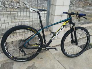 Bicicleta de montaña qüer cxr