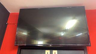 TV LG smartv 43 pulgadas