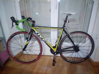 bicicleta de carretera talla L