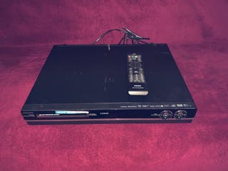 Grabador reproductor DVD con disco duro