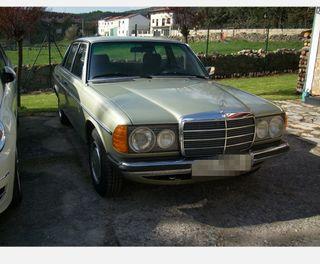 Mercedes-Benz 300d 1981