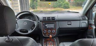 Mercedes-Benz ml400 cdi 2002