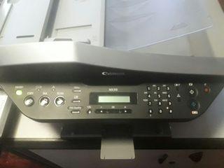 Impresora multifuncion y escaner adf canon mx310