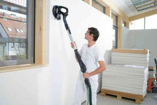Festool Lijadora de pared PLANEX