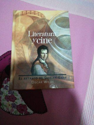 Colección de 3 libros de Literatira y Cine