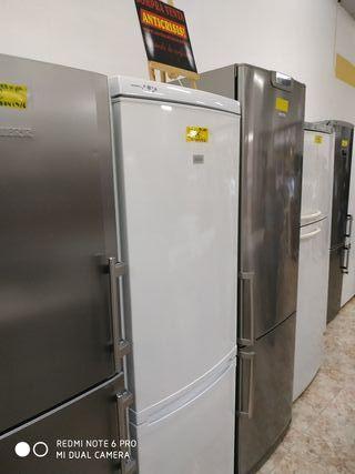 frigorífico combi zannusi 185x60