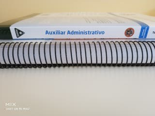 Auxiliar Administrativo Universidad Zgz