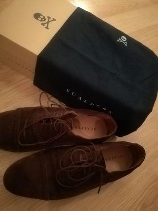 De Oxford Segunda Ujkf1c3tl Scalpers Mano Zapato Por Shoe Sc 45 dQhstr