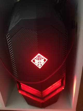 PC Gaming HP OMEN + Monitor HP 24 HD