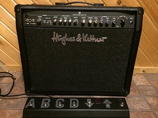Amplificador de guitarra Hughes and Kettner