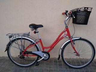 Bicicleta Paseo Inglesa