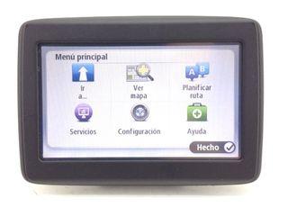 Gps tomtom 4en42 z1230 pantalla tactil