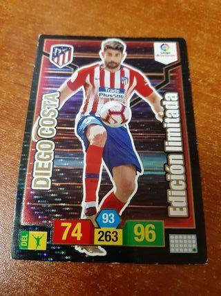 Cromo Diego Costa Liga Santander 2018/19