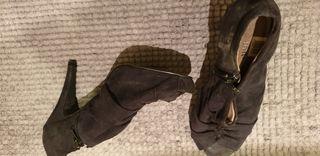 Zapatos tacón