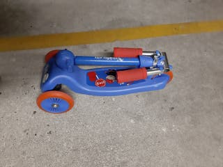 patinete infantil 3 ruedas