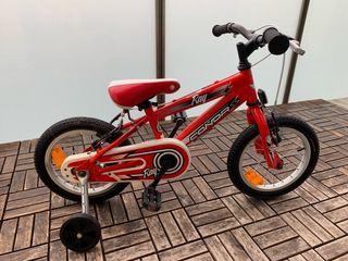 Bicicleta infantil Conor Ray