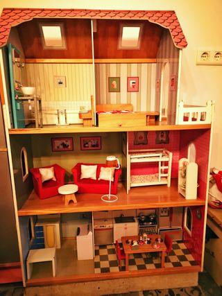 Casa muñecas Amanda Imaginarium