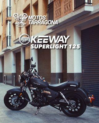 Keeway Superlight 125