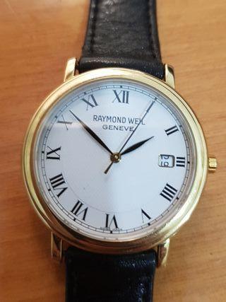 07fdf2d49e3f Reloj Raymond Well de segunda mano en Madrid en WALLAPOP