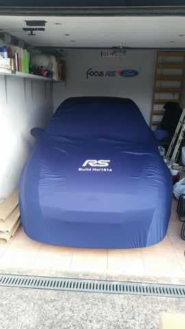 Ford focus rs 2003