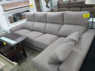 sofá chaiselong xxl tapizado a aimanchas