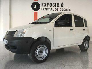 Fiat Panda 4x4 Van 1.3 Mtj Comercial 2 Asientos
