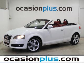 Audi A3 Cabrio 1.8 TFSI Attraction S-tronic 118 kW (160 CV)