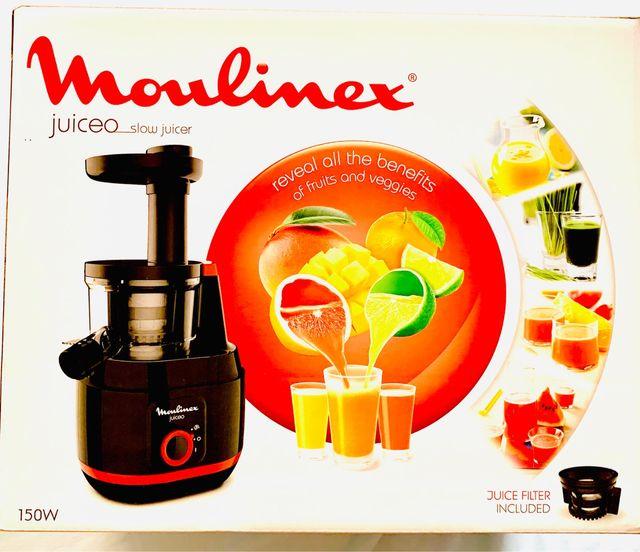 Moulinex Licuadora De Prensado En Frío 150 W