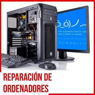 Reparacion o montaje de ordenadores de sobremesa