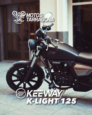 Keeway K-Light 125