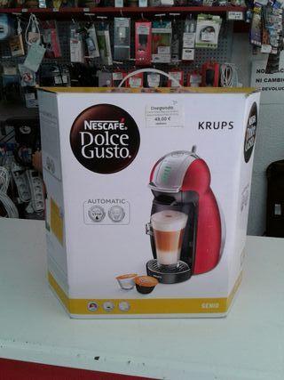 Cafetera Nescafe Dolce Gusto Krups.