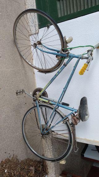 bicicleta retro GAC