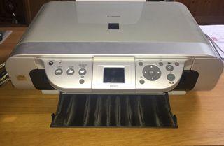 Impresora y escáner Canon MP460.