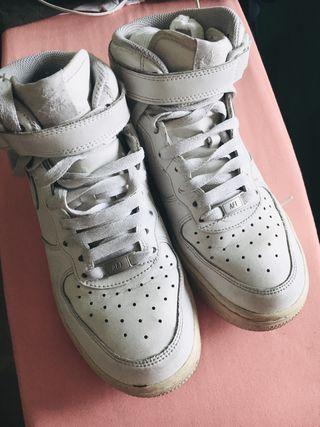 Nike air force one talla 38