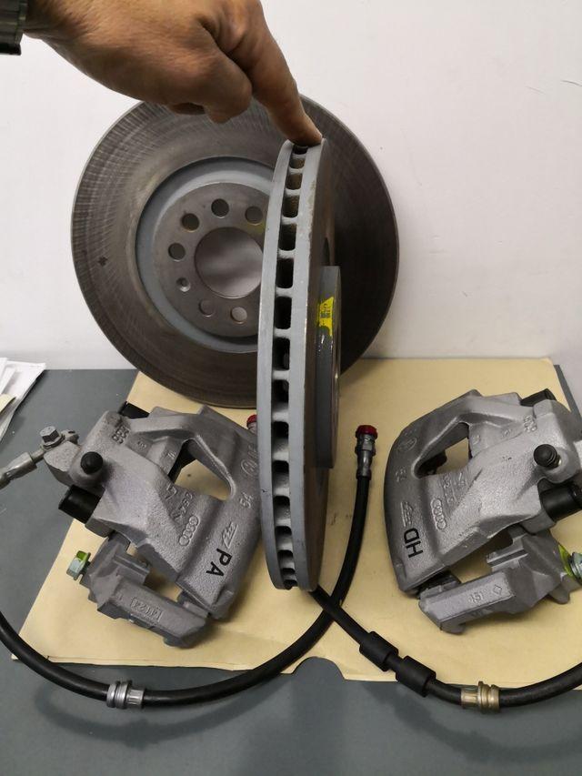 kit de frenos cupra 2004