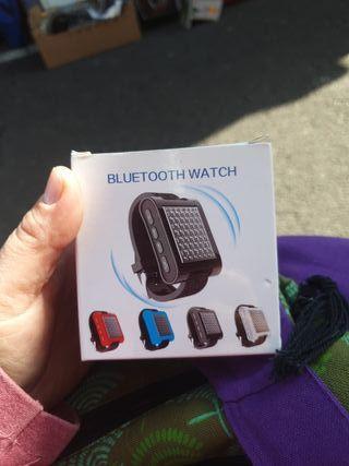 reloj bluetooh