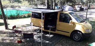 Furgo Camper Vito 2001
