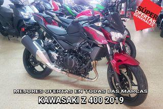 2019 KAWASAKI Z400 MOTOS NUEVAS MEJORES OFERTAS