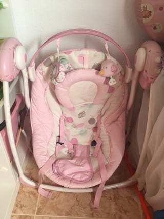 Columpio hamaca bebe
