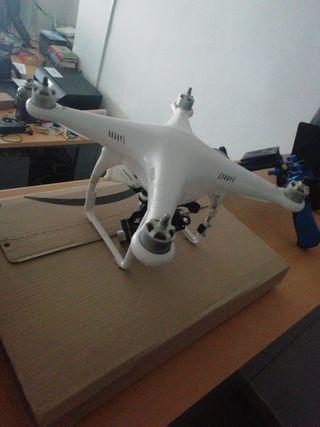 drone phantom 1 averiado gimball.