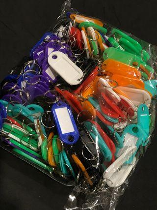 Ordena tus llaves por colores (15 und)
